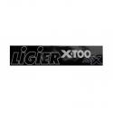 ANAGRAMA PARAGOLPES LIGIER X-TOO MAX
