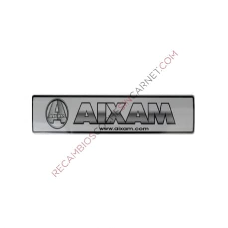 ADHESIVO EMBLEMA CALCA FRONTAL ORIGINAL 0E212 AIXAM OE212