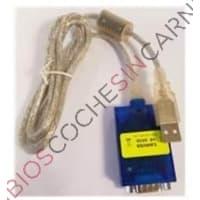 CABLE MODULO DE CAM BUS CARGA SOFTWARE AIXAM ELECTRICOS