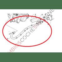 TUBO ESCAPE INICIAL PIAGGIO ATV TRACKMASTER 400