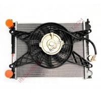 RADIADOR REFRIGERACION LIGIER JS50/FLEX /MGO1401878