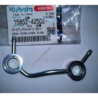 TUBO DOBLE RETORNO INYECTORES KUBOTA Z402/Z482