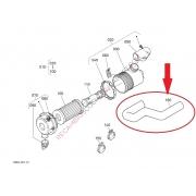 TUBO ADMISION AIRE AIXAM ORIGINAL MOTOR Z482-E4B