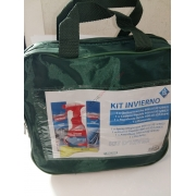 KIT DE INVIERNO PORTATIL COMPLETO