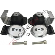 KIT COMPLETO DE SILENTBLOCKS MOTOR ORIGINAL 1120221
