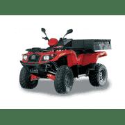 ATV 400 TRACKMASTER PASSO LARGO 2006