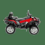 ATV 500 TRACKMASTER 2006