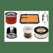 Filtros, Aceite y Accesorios CROSSOVER (2013)